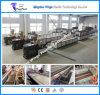 Linea di produzione di legno di profilo della fibra WPC PE/del PVC per il profilo del pallet, profili d'imballaggio del pallet, profili del blocco per grafici di portello