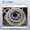 ASME espiral de la junta de la herida (acero al carbono)