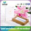 Коробка внимательности кожи красотки бумажная упаковывая с печатание