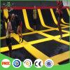 Grand parc de trempoline de fabricant de parc d'attractions de cour de jeu d'intérieur professionnelle de trempoline
