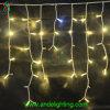 2016 luzes de piscamento do sincelo do diodo emissor de luz da decoração nova da rua