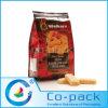 Sacos plásticos do acondicionamento de alimentos para o empacotamento do petisco