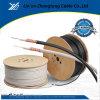 Cable coaxial RG6 Mensajero / 3c Cable Coaxial 2V
