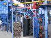 Macchine Chain ambientali di scoppio della sabbia del cilindro
