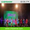 Chipshow P10のすくいのフルカラーの屋内使用料LEDのビデオスクリーン