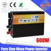600W la mejor calidad y buen precio CC CA de onda sinusoidal pura potencia del inversor