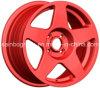21-24 بوصة وسبيكة مادّيّ كروم حافّة إطار العجلة عجلات (163)