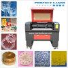 Macchina per incidere del laser di CNC delle teste di alta precisione 2 Pedk-160260sii