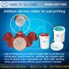 O fabricante da impressão acolchoa a borracha do silicone da impressão