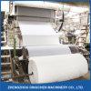 papel higiénico de 1575m m que hace la cadena de producción de máquina