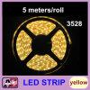 3528 colore giallo della striscia 300 LED del LED 5 tester