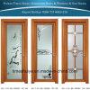 ألومنيوم باب زجاجيّة مع زجاج وحيدة زجاجيّة مزدوجة زجاج ثلاثيّة