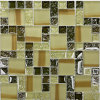 식품 저장실을%s 혼합 Color Glass Mosaic Tiles, Kitchen, Lobby Design