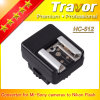Nikon Camera Flash (HC-512)のためのTravor Camera Hot Shoe Converter