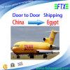DHL Shipping From China nach Alexandria/Kairo Ägypten