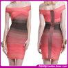 2015 Fashion женщин порванный жгут дешевой одежды женщин порванный жгут платья Sexy женщин одежды (H845)