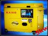 ¡generador silencioso diesel 5kw con diseño del panel de Digitaces nuevo!