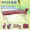 Bewegliche hölzerne faltende Massage-Tabelle (THR-WT003A)