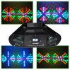 Laserlicht DJ der Weihnachtsleuchte-LED beleuchten