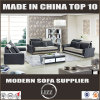 Moderner Entwurfs-Wohnzimmer-Möbel-Schnittgewebe-Sofa