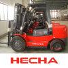 Chariot élévateur à fourche Hecha 3,5 tonne chariot élévateur à fourche de gazole sur la vente Ce approuvé