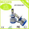10000hrs lampadine lunghe del faro di durata della vita LED per il &Motorcycle dell'automobile