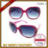 Occhiali da sole di plastica colorati abitudine F5888-1