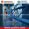 El stand de pulverización de pintura manual de las estructuras de acero
