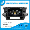 S100 Platform voor Toyota Series Hilander Car DVD (tid-C035)
