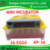 Mini-incubateur pour l'éclosion des oeufs de canard (KP-36)
