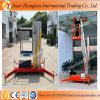 Aerial Workのための容易なOperation Single Mast Aluminum Alloy Lift Platform Used