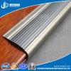 Nez antidérapant d'escalier de PVC de noir (MSSNP-3)
