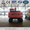 Excavatrices moyennes de chenille de la Chine Baoding avec la position 0.7m3