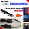 Optik-LED heller Stab ATV UTV der Peitsche-Faser-weg von Licht 4/5/6FT der Straßen-Sanddüne-Antennen-LED