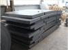 Plat noir d'acier du carbone