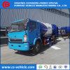 Bobtail do caminhão de tanque 12000L do gás do fornecedor 6mt LPG da fábrica 12m3 LPG com distribuidor
