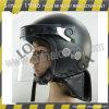 アフリカ様式のフットボール用ヘルメットのバイザー、反暴動のヘルメット、軍隊、暴動のヘルメット(FBK-211)