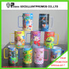 Gedrucktes Bright Colorful Plastic Mug für Promotional (EP-M9153)