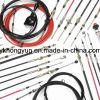 Os cabos de controle mecânico Wholewin para Serviço Pesado