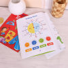 Servicios de diseño del libro de niños de la cubierta suave