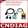 2014最新のActiaマルチDiag Access J2534 OBD2 Device 2013.02V
