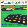 Juegos de caucho EPDM para la escuela jardín de infantes/tierra/placer