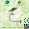 Indicatore luminoso di luna esterno di energia solare LED con IP65 impermeabile
