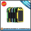5000mAh Waterproof Solar Power Bank External Battery Pack Charger for Phone