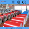 Катушка красного цвета Ral 3024 светящая покрынная стальная (CGCC)