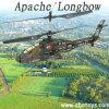Arc de 4 ch Hélicoptère-Apache pour le Beginer même (EH-678)