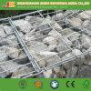 Galvanizado ou liga de alumínio em alumínio soldado Gabion Box
