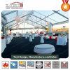 Grande tenda di lusso trasparente del partito della tenda foranea di evento per una cerimonia nuziale delle 500 genti