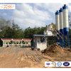 Maquinaria de construção de tratamento por lotes de mistura da máquina do concreto