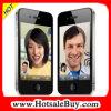 Quadband二重SIMのカード(I9 4G)が付いている中国の携帯電話